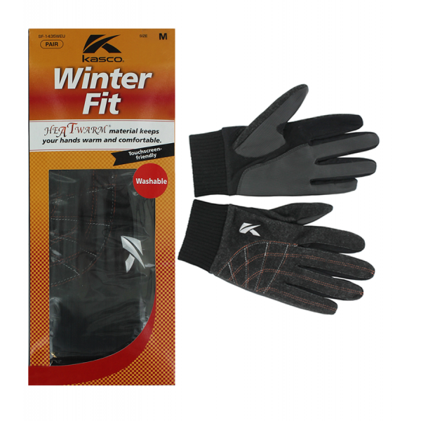 Kasco Winter Fit Golf Gloves