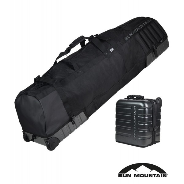 KUBE Wheeled Golf Travel Cover